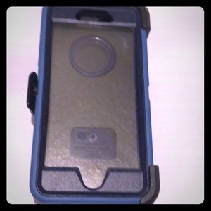 📲Blue & Blk Otterbox  I phone📱(6) for sale